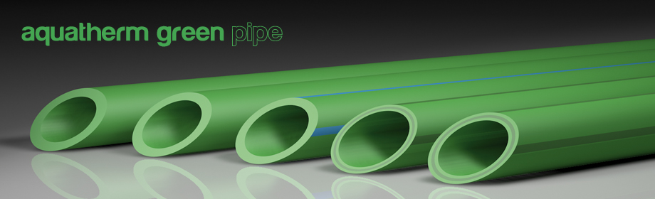 Green pipe